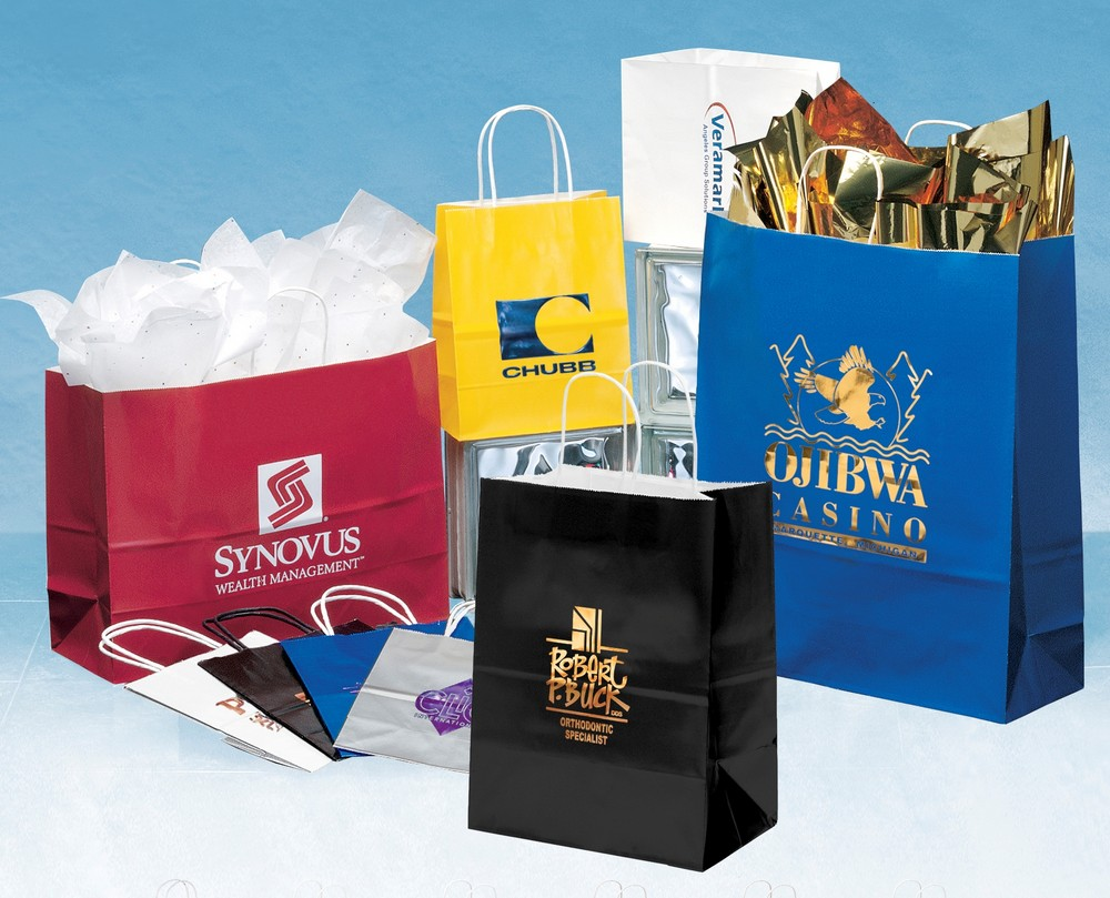 Bags - Plastic, Paper and Gift Bags